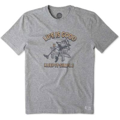 Men's Adirondack Chill Crusher Tee