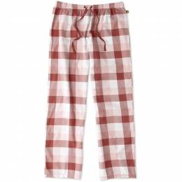 Life is Good Women's Earthy Red Buffalo Sleep Pants