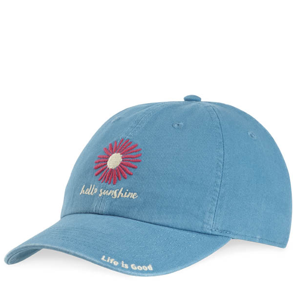 Life is Good Women's Hello Sunshine Daisy Chill Cap