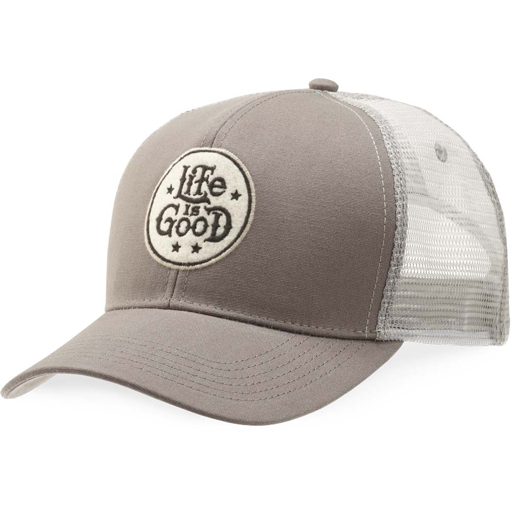 Life is Good Life is Good Stars Mesh Back Chill Cap