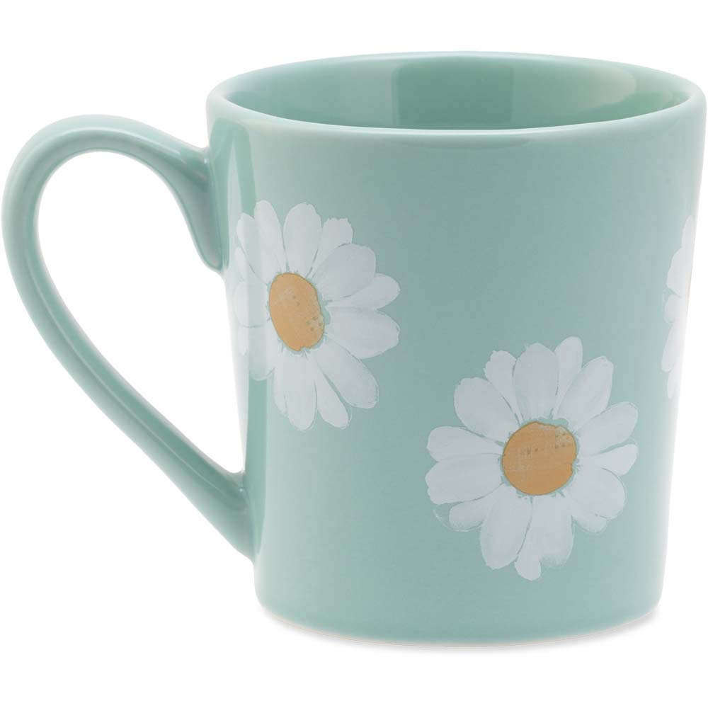 Life is Good Daisy Everyday Mug