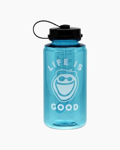 Teal Jake Water Bottle