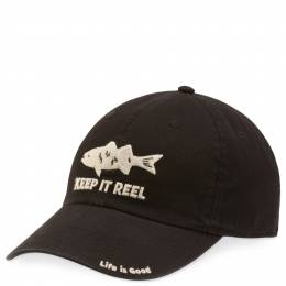 Life is Good Men's Keep It Reel Chill Cap