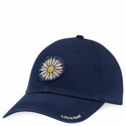 Life is Good Women's Tattered Daisy Chill Cap