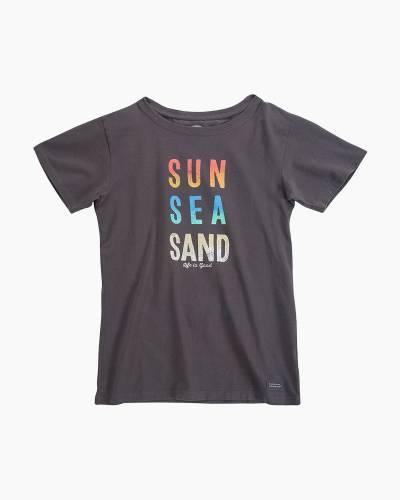 Women's Sun, Sea and Sand Crusher Tee