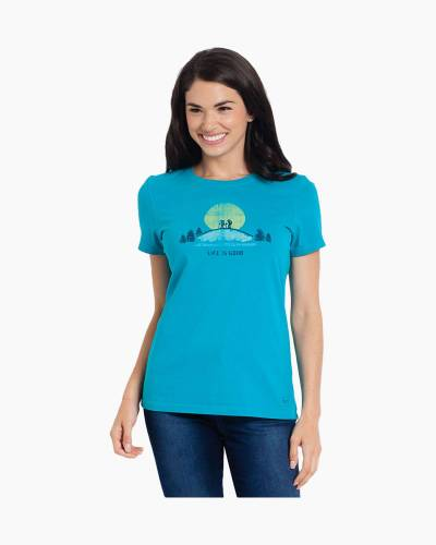 Women's Hikers Vista Crusher Tee