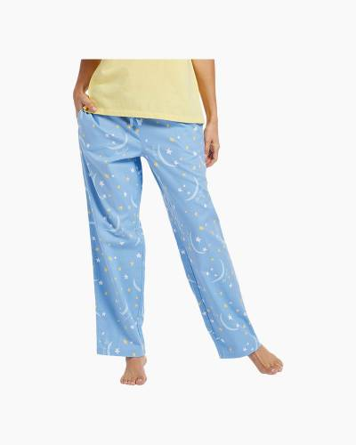 Women's Moon and Stars Sleep Pants