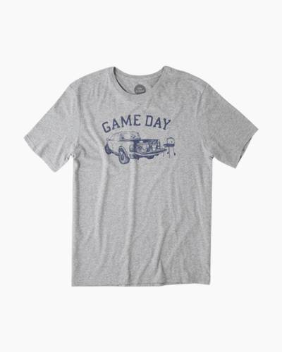 Men's Game Day Football Smooth Tee