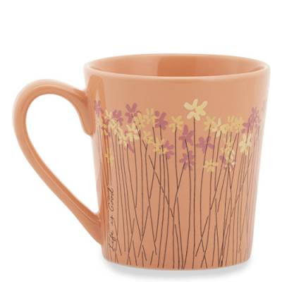 Wild Flower Everyday Mug