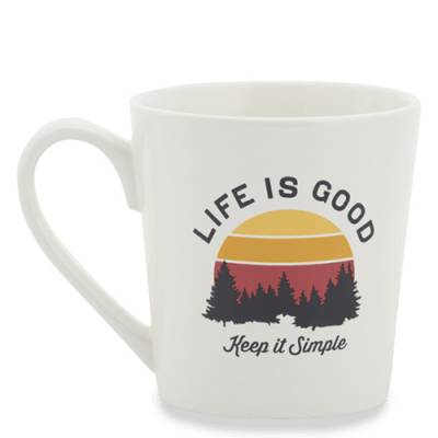 Keep It Simple Everyday Mug