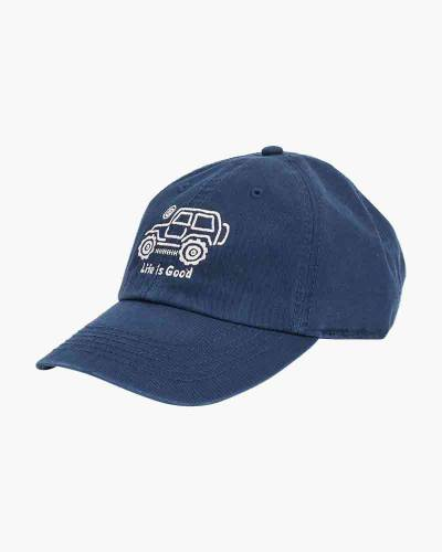 Off Road Chill Cap in Blue