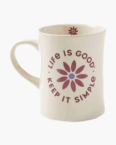 Daisy Keep it Simple Everyday Mug