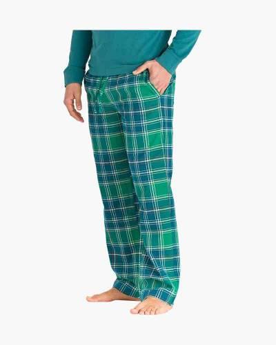 Men's Fresh Pine Plaid Classic Sleep Pants