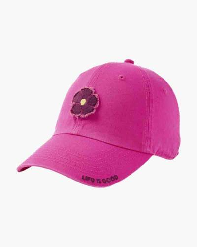 Women's Simple Daisy Tattered Chill Cap