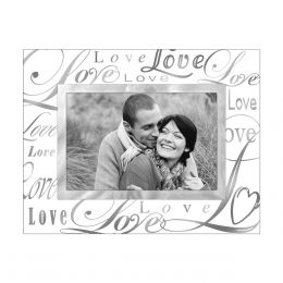 Malden Love Glass Frame (4x6in)