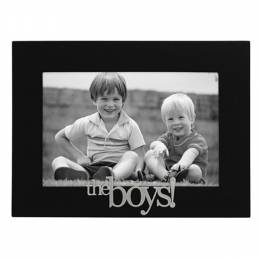 Malden The Boys! Expressions Frame (4x6in)