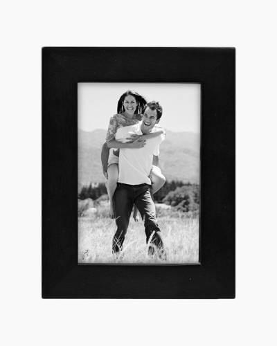 Black Wood Frame (3.5x5in)