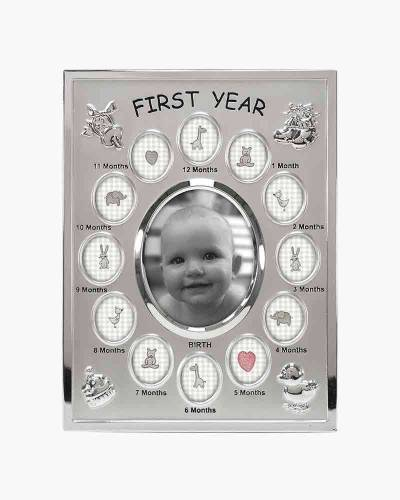 First Year 13 Opening Collage Frame