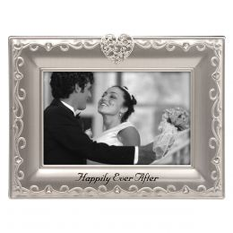 Malden Happily Ever After Metal Frame (4x6in)