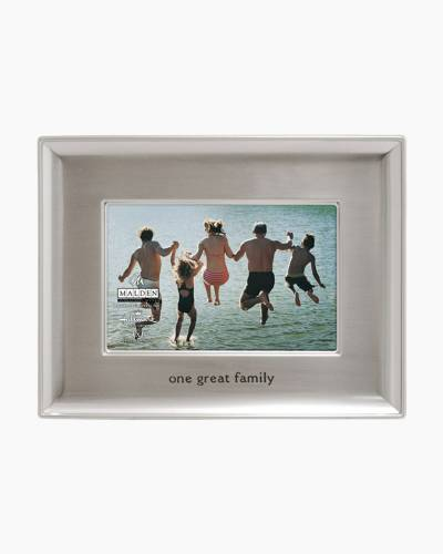 One Great Family Tabletop Frame (4x6in)