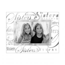 Malden Sisters Glass Frame (4x6in)