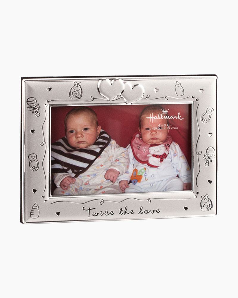 Malden Twice the Love Picture Frame