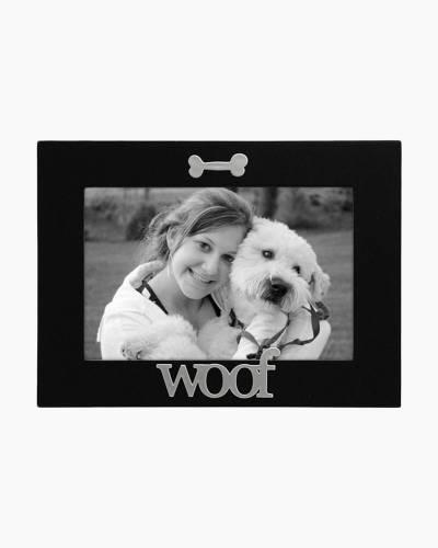 Woof Sentiment Frame (4x6)