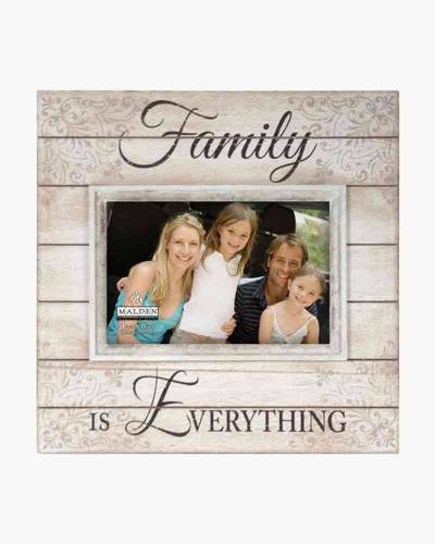 Family is Everything Tabletop Frame (4x6in)