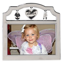 Malden Dance Charms Frame (4x6)