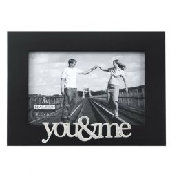 Malden You and Me Frame (4x6in)