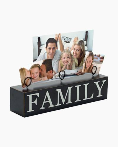 Family Photo Clip