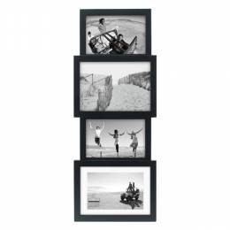 Malden Four-Photo Stack Frame