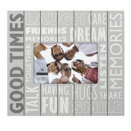 Malden Good Times Subway Sign Picture Frame
