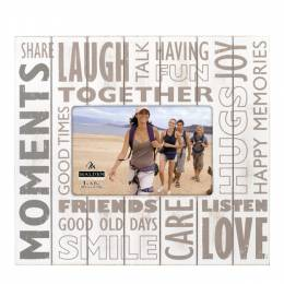 Malden Moments Subway Sign Picture Frame
