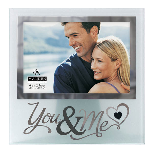 Malden You and Me Picture Frame