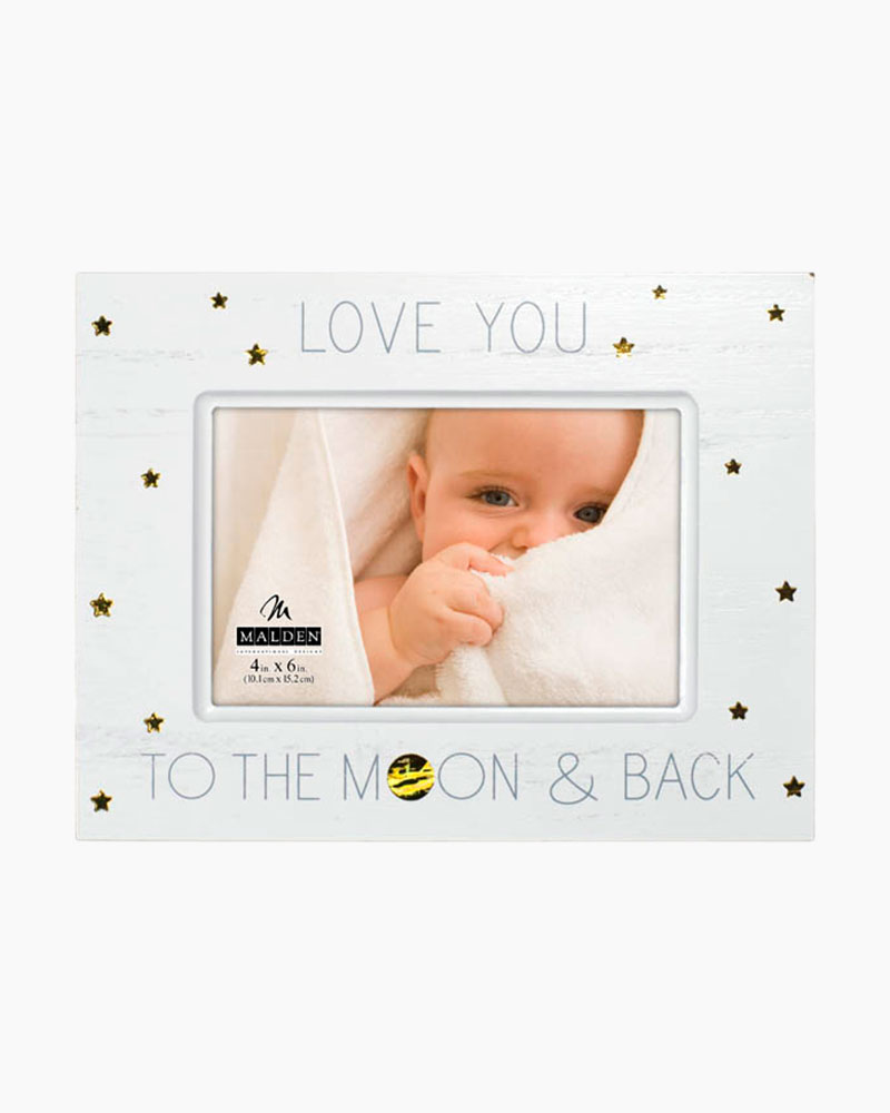 Malden Love You To The Moon And Back Photo Frame The Paper Store
