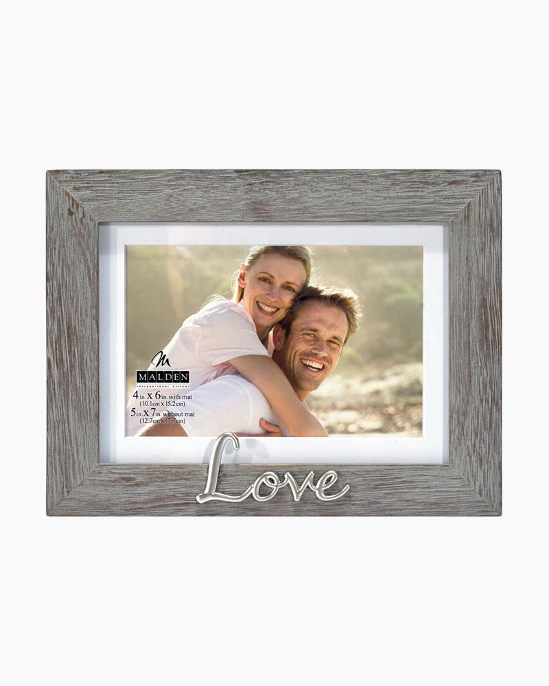 Malden Love Expressions Picture Frame