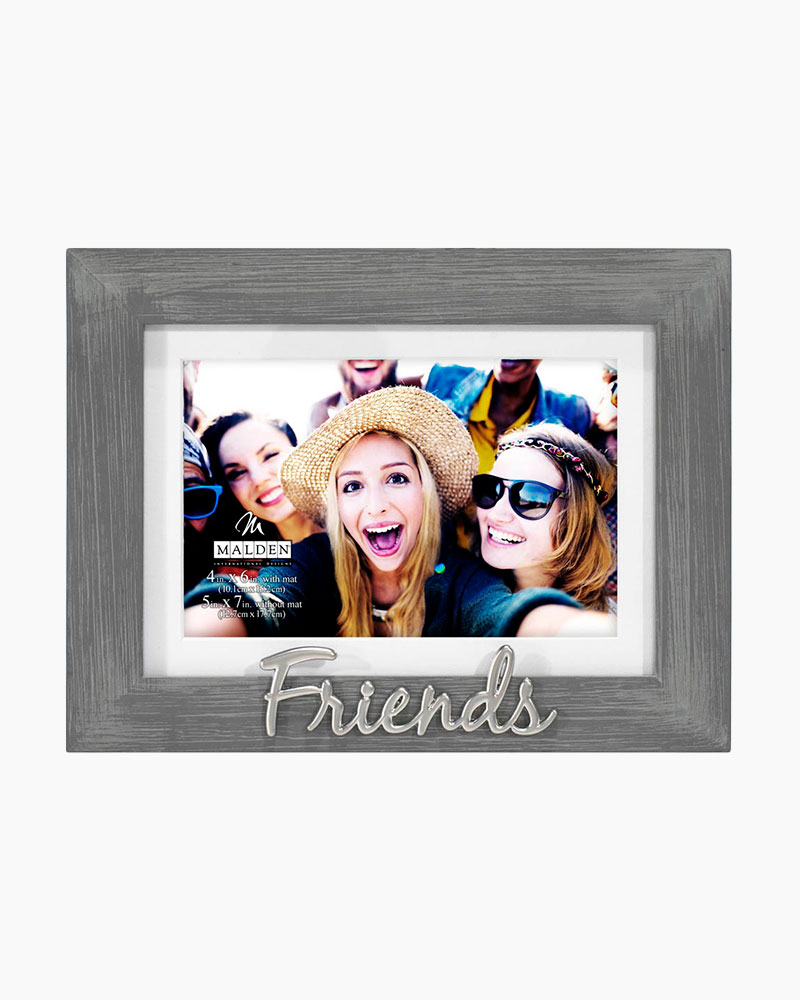 Malden Friends Expressions Picture Frame
