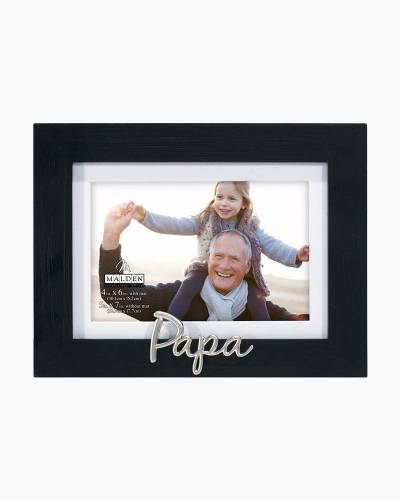Papa Expressions Picture Frame (4x6)