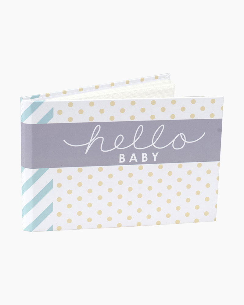 Malden Hello Baby Brag Book Album