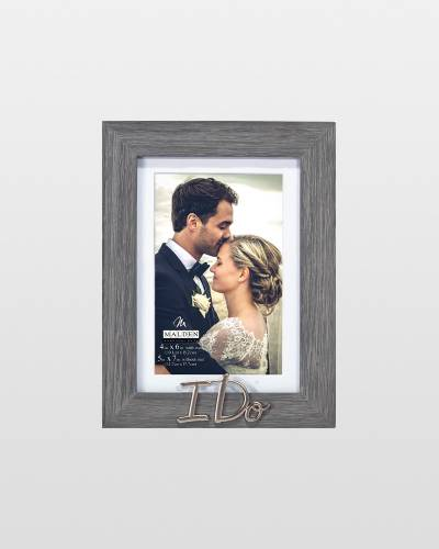 I Do Expressions Picture Frame (4x6)