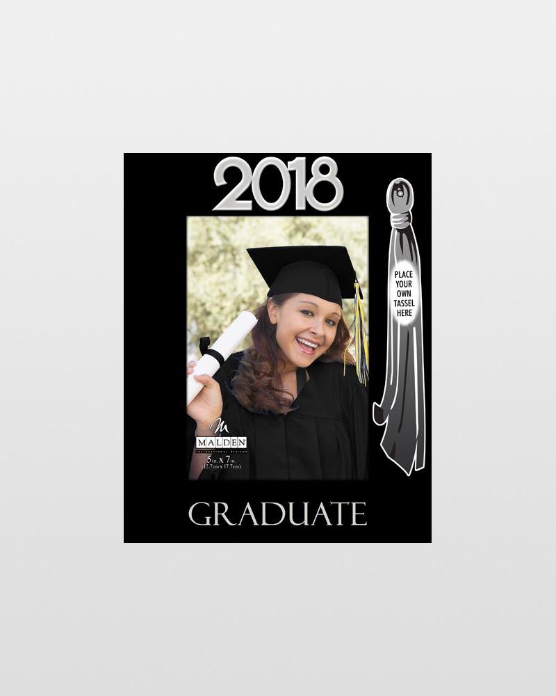 Malden 2018 Graduate Tassel Holder Frame 5x7 The Paper Store
