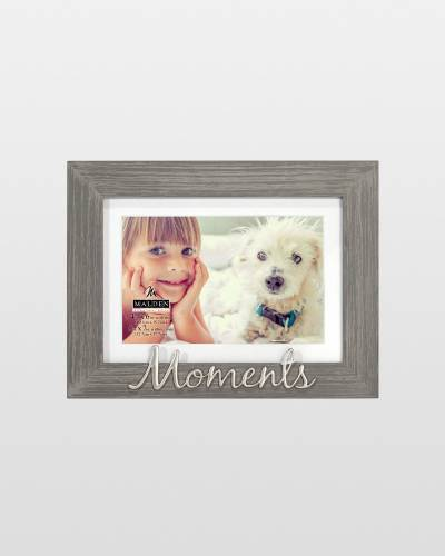 Moments Expressions Picture Frame (4x6)