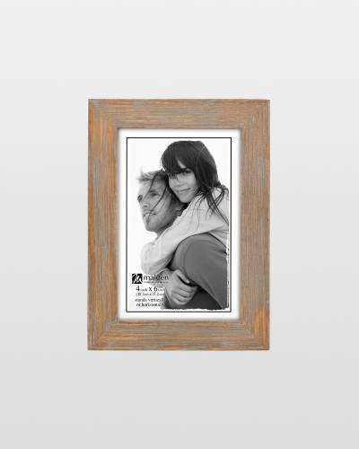 Driftwood Linear Picture Frame (4x6)