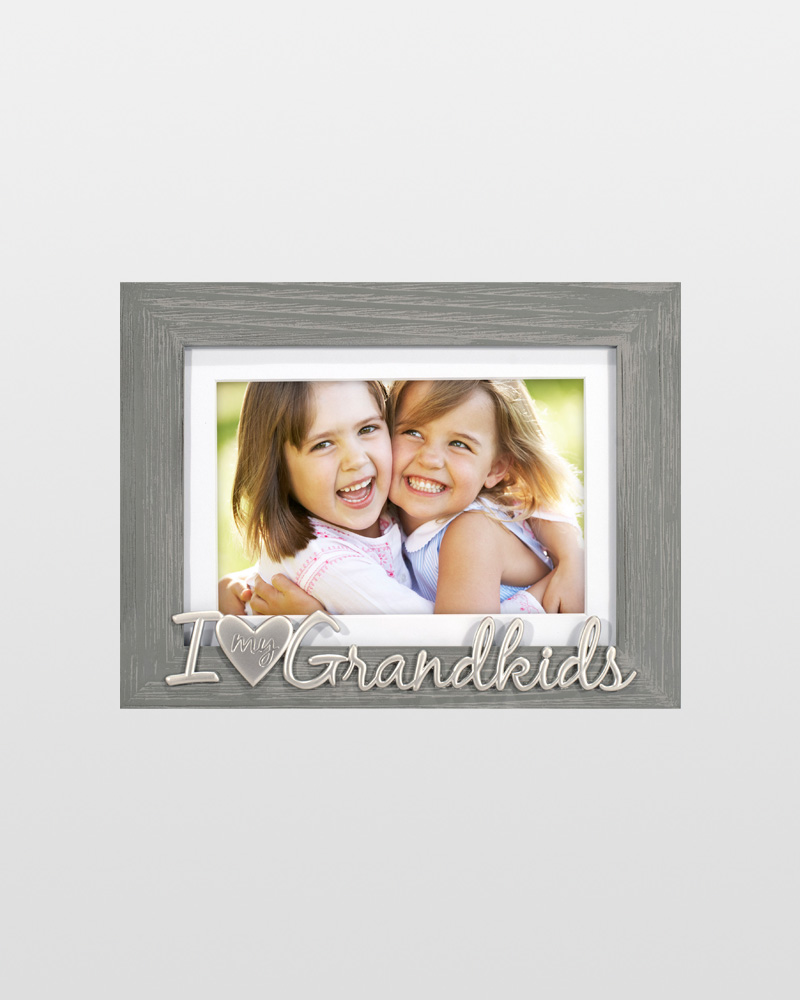 Malden I Love My Grandkids Expressions Picture Frame (4x6) | The ...