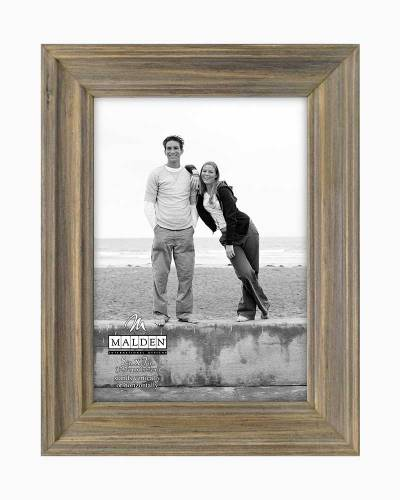 Weathered Scoop Picture Frame (5x7)