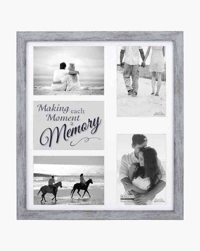 Making Each Moment a Memory Collage Frame (5x7)