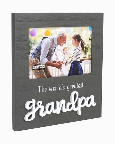 World's Greatest Grandpa Laser-Cut Frame (4x6)