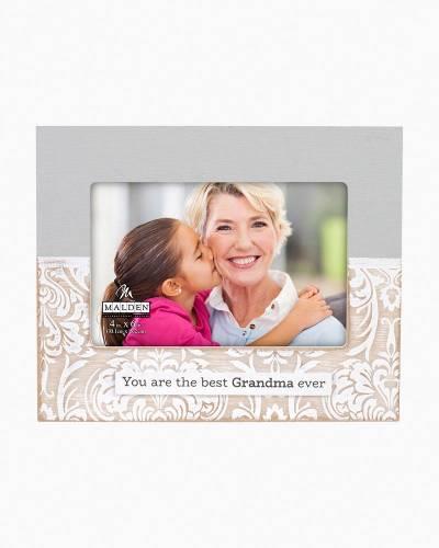 Best Grandma Ever Frame (4x6)