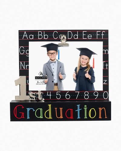 1st Graduation Clip Frame (4x6)